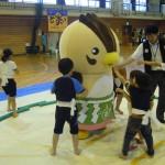 わんぱく相撲全体練習会