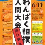 「わんぱく相撲 入間大会」(平成29年度は終了しました)