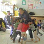 わんぱく相撲練習会